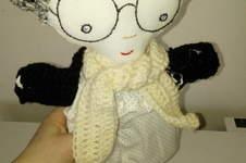 Makerist - Babička , bavlnená látka, pre radosť - 1
