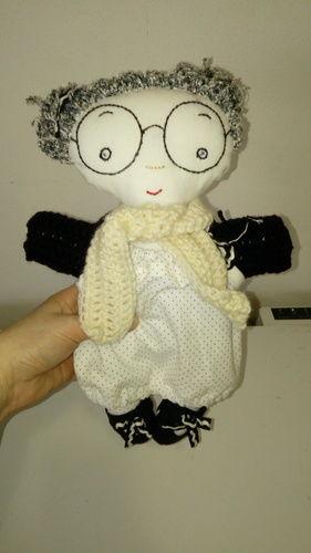 Makerist - Babička , bavlnená látka, pre radosť - Sewing Showcase - 2