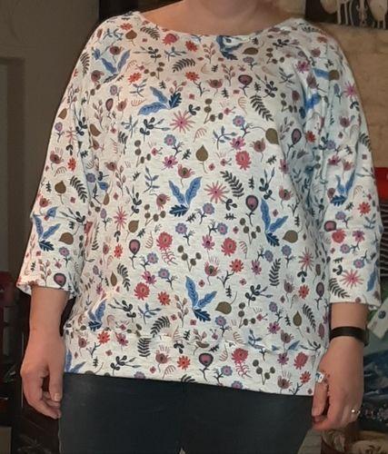 Makerist - WHOOP Nr 1 Raglan Shirt  - Nähprojekte - 1