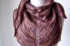 Makerist - Coffee Toffee Shawl - 1