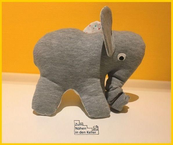 Makerist - Spieluhr-Elefant Anton - Nähprojekte - 2