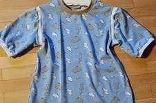 Makerist - Kindershirt ,Stoff von Enkelin ausgewählt - 1