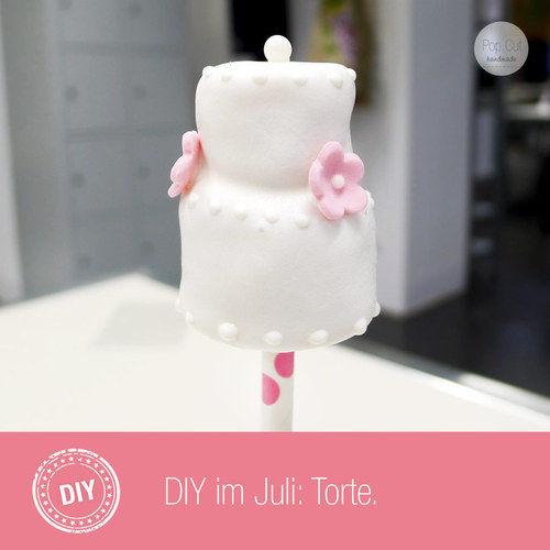 Makerist - Torten Cake Pop - Torten, Cake Pops und Cupcakes - 1