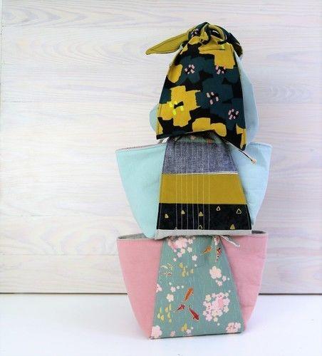 Makerist - Furoshiki-Tasche - Nähprojekte - 1