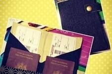 Makerist - Pochette 2 passeports COUSETTES BY-IAORANANOU - 1