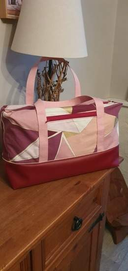 Sac Georges viny diy