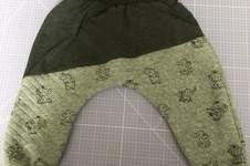 Makerist - Geteilte Hose aus Steppstoff und Jersey - 1