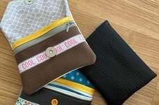Makerist - Batzeli - kleines Portemonnaie - 1