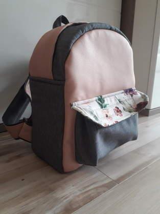 Makerist - Kinder-Rucksack für unsere Süße - 1