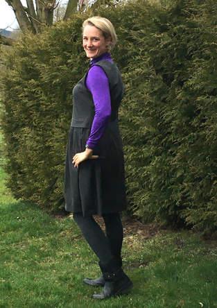 Makerist - Neta, ein Sommer- oder doch ein Winterkleid? - 1