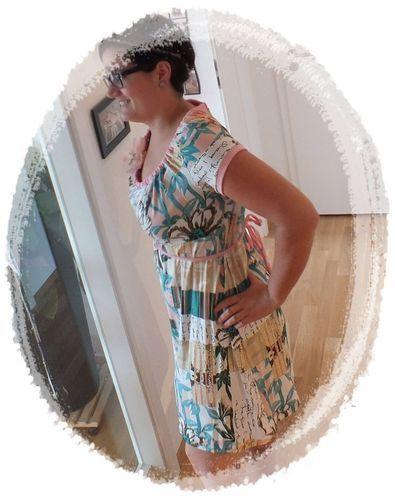 Makerist - Kleid FERRARA - Nähprojekte - 1