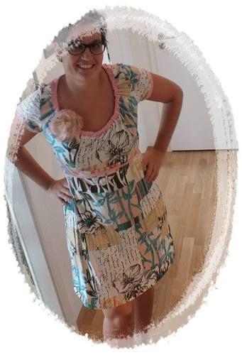Makerist - Kleid FERRARA - Nähprojekte - 2