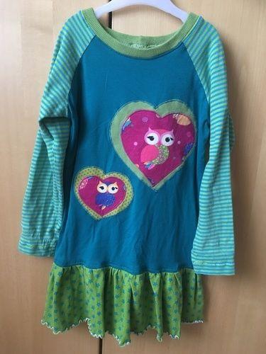 Makerist - Reglan Eulen Kleid mit Volant  - Nähprojekte - 1