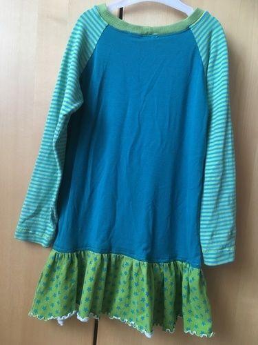 Makerist - Reglan Eulen Kleid mit Volant  - Nähprojekte - 2