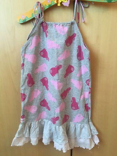 Makerist - Spagetti Träger Kleid mit Volants - Nähprojekte - 2