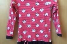Makerist - Reglan Katzen Kleid mit Volant  - 1