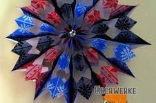 Makerist - Wunderschöner Faltstern von Biberwerke mit dem tollen Papier von Biberwerke - 1