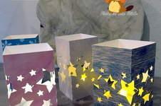 Makerist - Ruckzuck Windlicht von Biberwerke ist wirklich schnell gemacht - Papier ebenfalls Biberwerke - 1