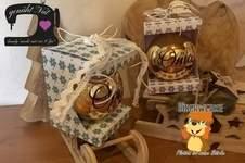 Makerist - Ruckzuck Kugelverpackung von Biberwerke - perfekt, um Weihnachtskugeln schön zu verschenken - 1