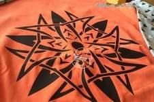 Makerist - Tribal Kreis No.5 von Biberwerke auf ein Shirt für meinen Neffen - 1