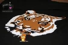 Makerist - Plottdatei Tiger von Biberwerke  - 1