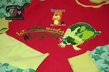 Makerist - Ist schon wieder Morgen? von Biberwerke auf einen Schlafanzug für meine Nichte - 1
