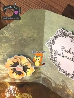 Makerist - 3D DigiMotiv Stiefmütterchen von Biberwerke - alle anderen Dateien ebenfalls Biberwerke - 1