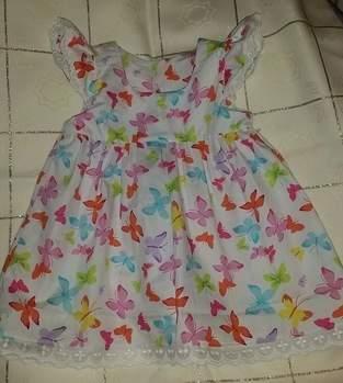 Kinder Sommerkleid