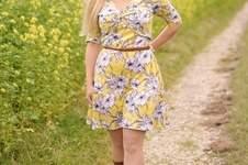 Makerist - Wrap Dress - 1