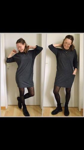 Makerist - Kleid 'Wohli' - Nähprojekte - 1