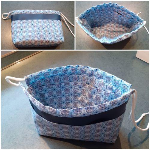 Makerist - Taschenorganizer Easy Nellie - Nähprojekte - 1