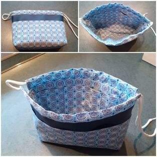 Makerist - Taschenorganizer Easy Nellie - 1
