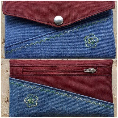 Makerist - KUORI Smartphonetasche von Hansedelli - Nähprojekte - 1