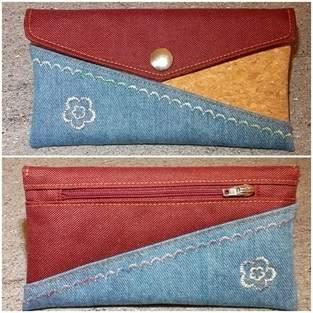 Makerist - KUORI Smartphonetasche von Hansedelli - 1