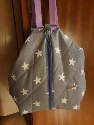 Makerist - Schöner und praktischer Rucksack aus beschichtete Baumwolle - 1