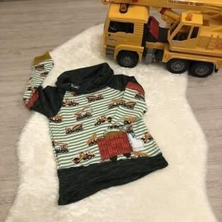 Makerist - Main Raglan Shirt  - 1