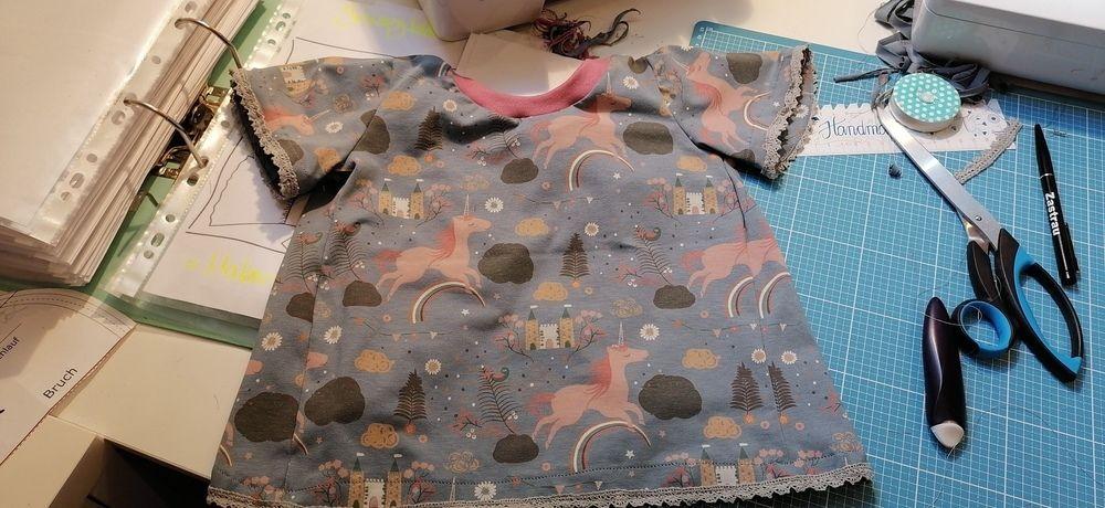 Makerist - Einhorn Shirt  - Nähprojekte - 2