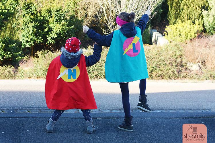 Makerist - Einen Superhelden-Umhang für Kinder nähen! - Nähprojekte - 2