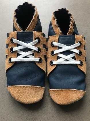 Makerist - Klimperkleine Sneakerpuschen in 39,5 angepasst für schmale Füsse - 1