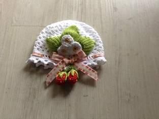 Makerist - Erdbeermütze - 1