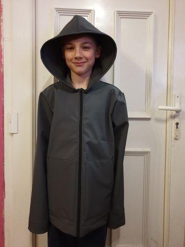 Makerist - Veste noak en stofshell pour mon Fils - Créations de couture - 1