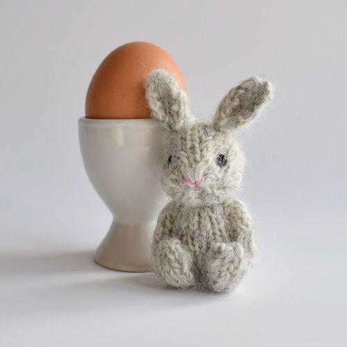 Makerist - Teeny Bunny - Knitting Showcase - 2