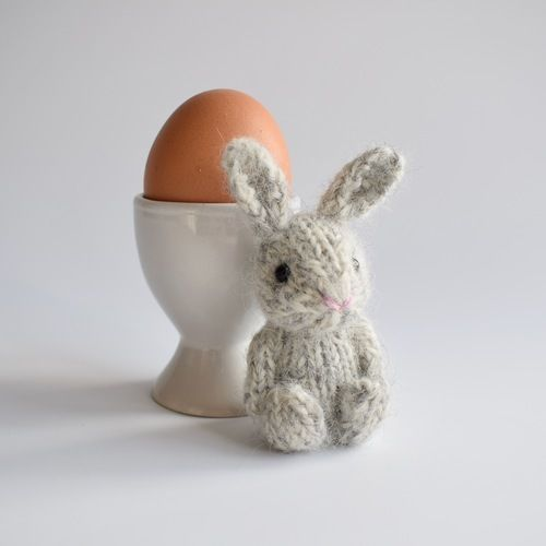 Makerist - Teeny Bunny - Knitting Showcase - 3
