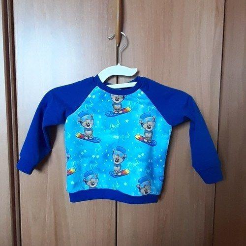 Makerist - Sweat raglan patron couture enfant débutant - Créations de couture - 1