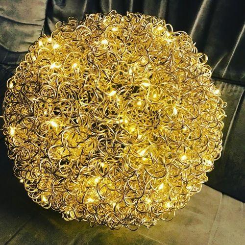 Makerist - Lampe aus Aludraht - DIY-Projekte - 1