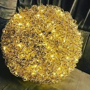 Makerist - Lampe aus Aludraht - 1