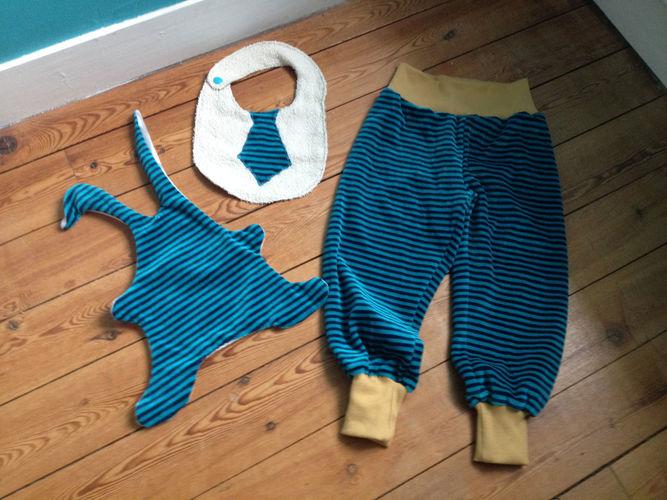 Makerist - un sarouel tout doux - Créations de couture - 1