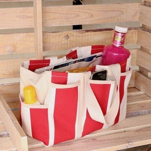 Makerist - sacs Ernest pour la plage (ou les courses aussi ;) ) - Créations de couture - 1