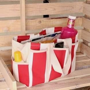 Makerist - sacs Ernest pour la plage (ou les courses aussi ;) ) - 1