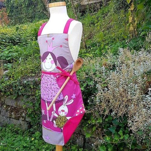 Makerist - tabliers pour enfants - Créations de couture - 1